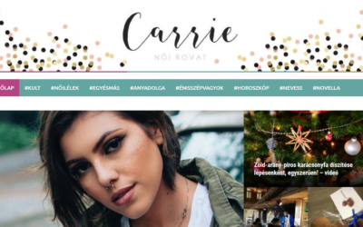 Carrie Magazin